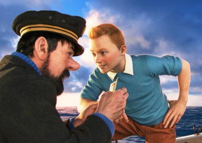 Les Aventures de Tintin: Le Secret de la Licorne